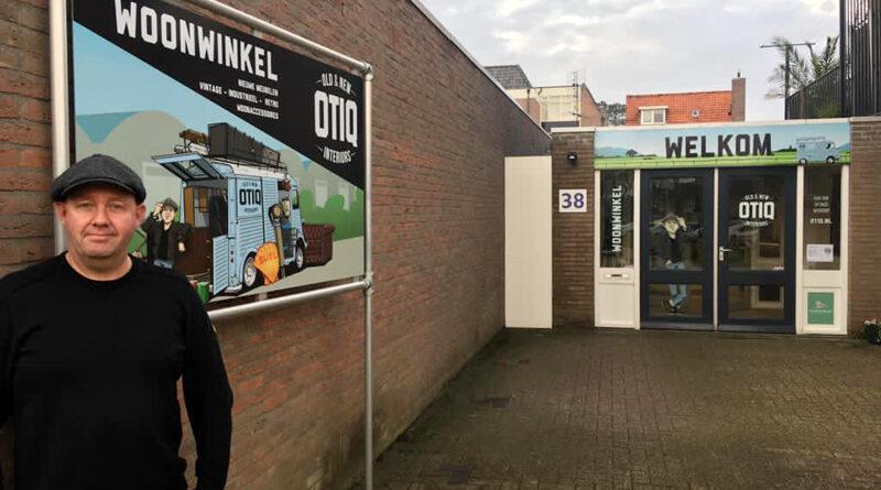 OTIQ: een pareltje in nieuwe en oude meubelen en accessoires in Hoogeveen