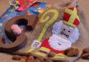 Sinterklaas verrast de kinderen buurtvereniging Westersluis met een bezoek