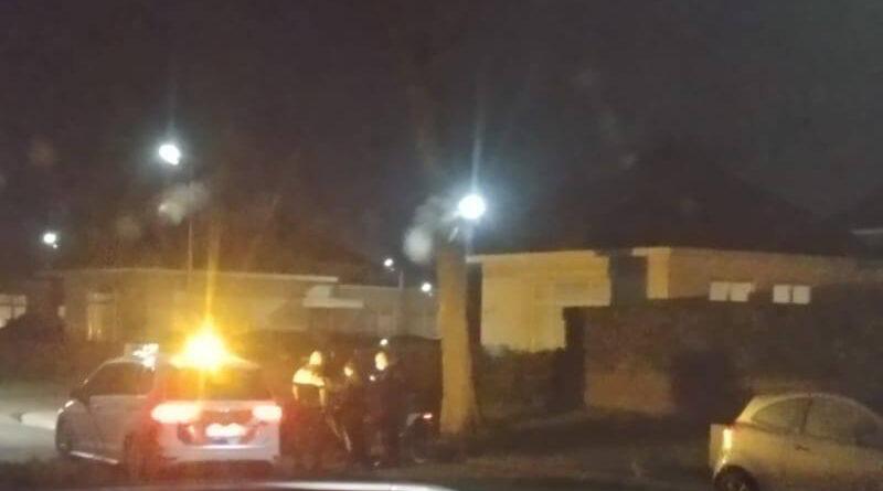 Het is stil op straat: maar eerste avondklok weigeraars hebben al een prent