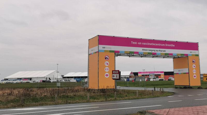 Vaccinatielocatie in Hoogeveen moet begin maart klaar zijn