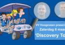 VV Hoogeveen organiseert Discovery Tour