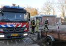 Brandje in oud schoolgebouw snel onder controle