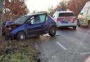 Ongeval als gevolg gladheid op de Coevorderstraatweg