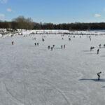 Koopman op pad: Covid-19, sneeuw, schaatsen en somberheid