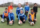 Enthousiasme onder de jeugdspelers van VV Hoogeveen onverminderd
