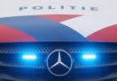 Grote politiecontrole op Groenewegenstraat in Hoogeveen