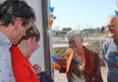 Raamvisite' in Saxenburgh Medisch Centrum voor te vroeg geboren baby's