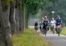 Fietsfestival Drenthe nieuwe naam voor 'Trappen Happen & Stappen'