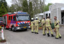 Keukenbrand in Fluitenberg