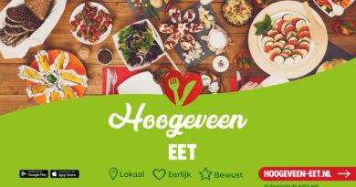 Zakelijke Advertentie: Eten bestellen kan nu ook lekker, gezond en bewust via Hoogeveen-eet.nl.