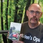 Een dyslectische schrijver maakt roman