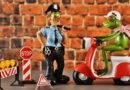 Politie neemt negen scooters in beslag bij controles
