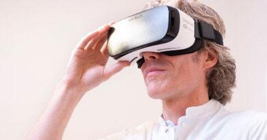 WZA onderzoekt: minder pijn door VR of door tablet?