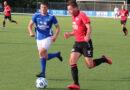 Hoogeveen zondag heeft de eerste trainingsweek prima afgesloten met een 1-3 overwinning tegen DETO