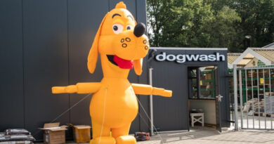 Discus Zuidwolde opent Dogwash
